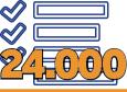 24000 questionari